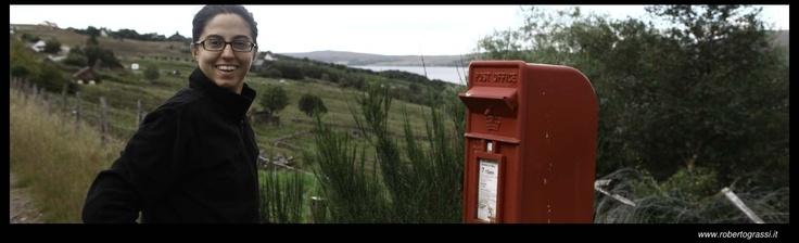 Viaggio di nozze, agosto 2011. Scozia e Irlanda in 32x9... a colori