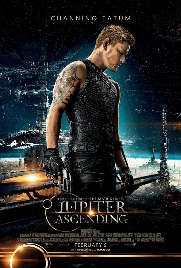 Recopilación de clips y pequeño documental de 'El destino de Júpiter (Jupiter Ascending)'
