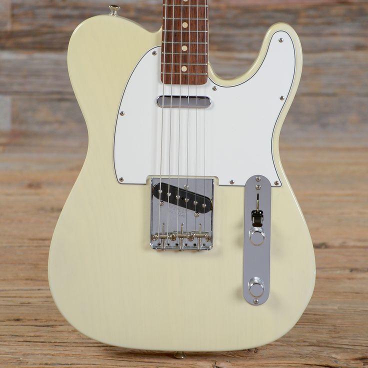 Fender Custom Shop 1963 Telecaster NOS 2005 (s998)