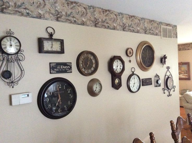 43 best Wall Decor Clocks images on Pinterest Architecture