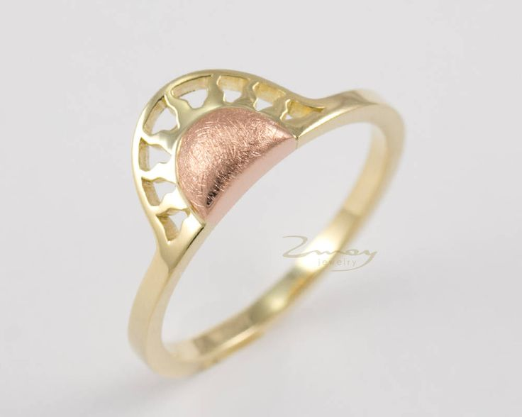 Delicate Simple Ring