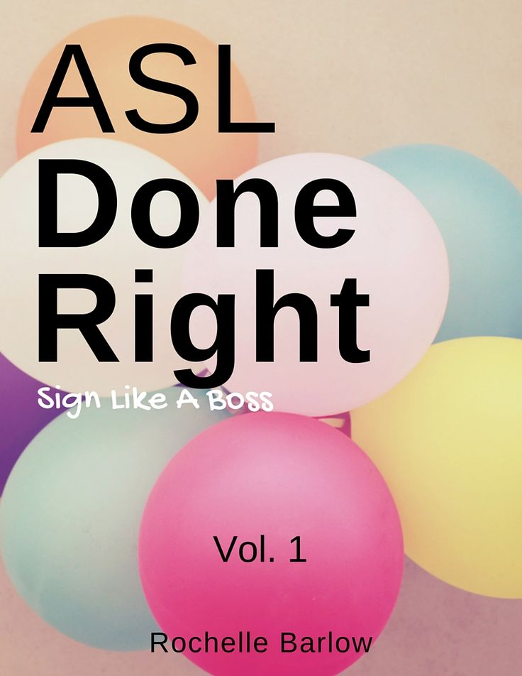 ASL Done Right is the course just for you, packed with more than just vocabulary, it has all the things you need to be authentically conversant in ASL.