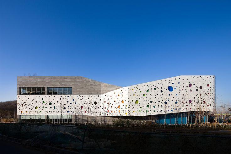 Museu de Ciência para Crianças de Incheon / HAEAHN Architecture + Yooshin Architects & Engineers + Seongwoo Engineering & Architects