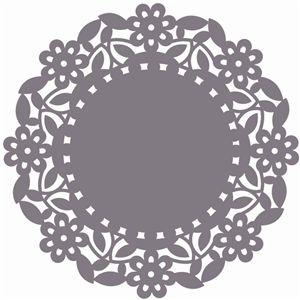 Силуэт Интернет-магазин: салфетка цветочный
