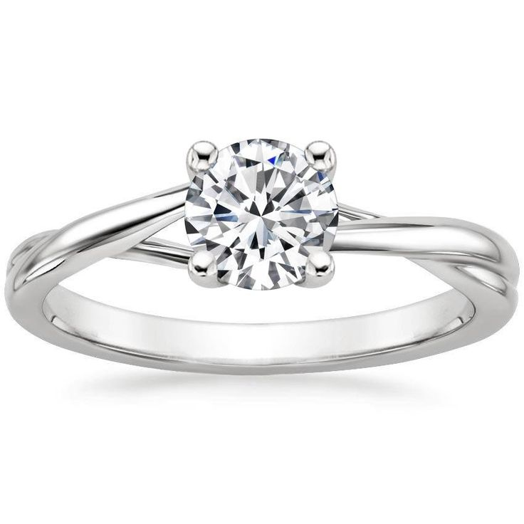 18K White Gold Grace Ring from Brilliant Earth
