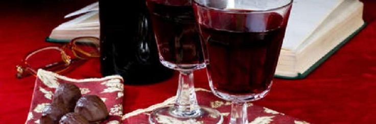 Gewicht verliezen? Eet chocolade en drink rode wijn