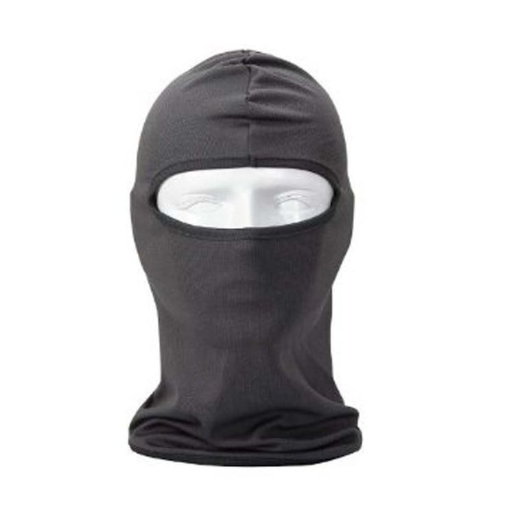 New Ultra Thin SKi Bike Football Helmet Reflective CS Face Mask Sports Balaclava - Gray. Gently hand wash; Do not machine wash, rinse, wring. Before the first wash, please be separated with the other clothes, and then cleaned according with conventional methods. In many worn outside the movement, including: skiing, hiking, motorcycles, bicycles, running, hiking, tennis etc. Is non-bulky and easy to store. Size:one size: 43*25 cm (16.9*9.8 inch).