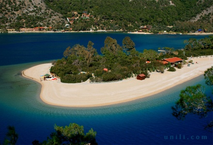 Olu Deniz - Turkey soooh hot!