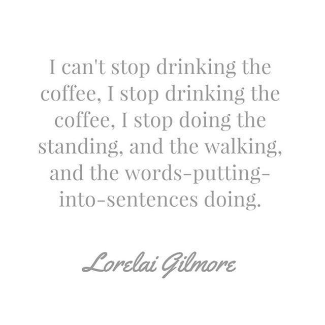☕️ #coffee #gilmoregirls #gilmoregirlsrevival #gilmoregirlsquotes #lorelaigilmore #coffeequotes #coffeelover #caffeine #coffeecoffeecoffee