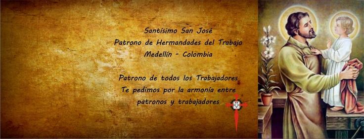 San Jose Patrono de Hermandades del Trabajo, patrono de todos los trabajadores