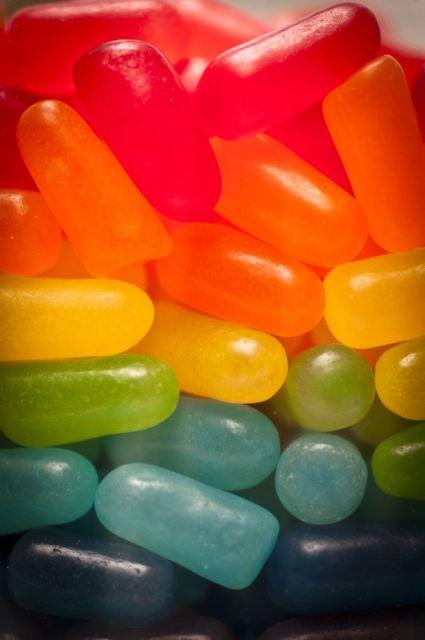 Rainbow Mike&Ike's