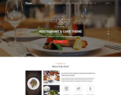 """Check out new work on my @Behance portfolio: """"Fuudel 
