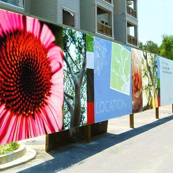 vinyl banners manufacturer