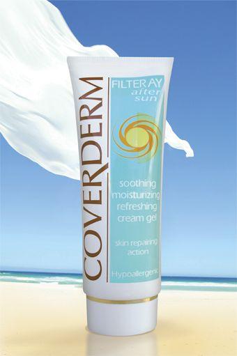 Coverderm Filteray After Sun