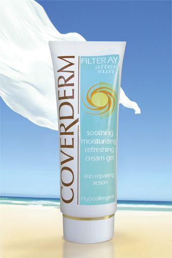 Coverderm Filteray After Sun