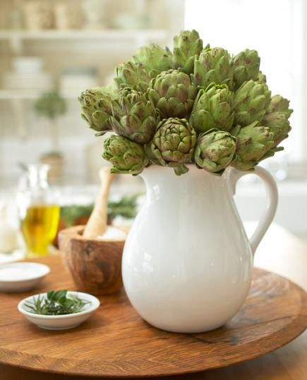 17 best images about summer decorating on pinterest for Artichoke decoration