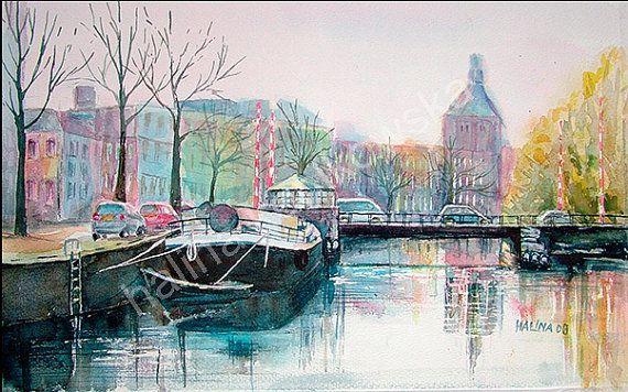 Limited Edition Print, Groningen, Holland