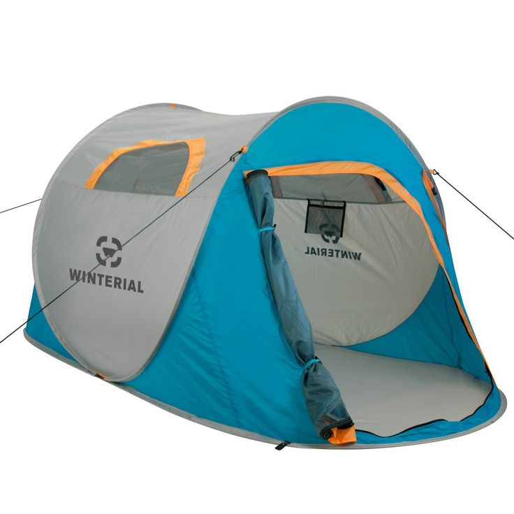 Winterial 2-Person Instant POP UP Tent - Perfect for Camping / Festivals / Over-Night Trips / Quick / Portable ** You can get additional details at the image link.
