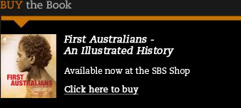 An interactive website about the first Australians.