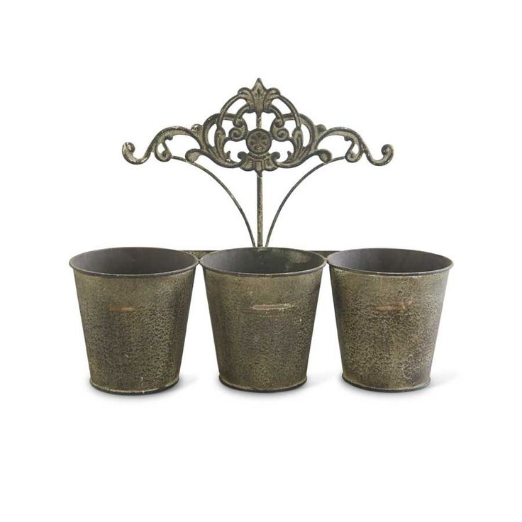 1000 ideas about metal wall planters on pinterest wall planters metal walls and wrought iron - Metal hanging planter ...