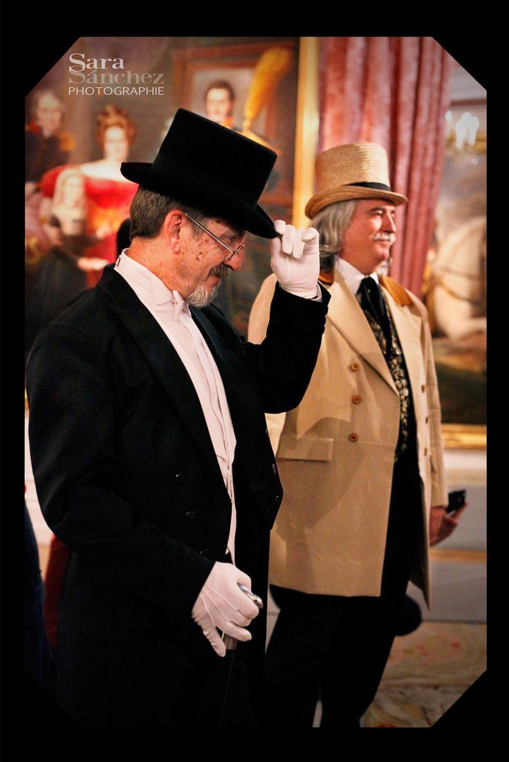 #Reenacting #19thcentury #MuseoRomanticismo #ClubFindeSiglo #recreacionismo #sigloXIX #repositionhistorique #reenactors . MORE: https://www.facebook.com/SaraSanchezPHOTO