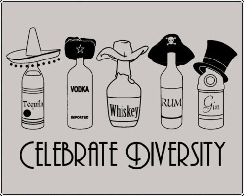 celebrate diversityLaugh, Funny, Finish Basements, Living The Visual, Things, Cowboy Hats, Drinks, Friday Night, Celebrities Diver