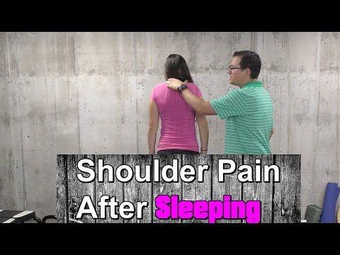 pin on shoulder/neck injuries