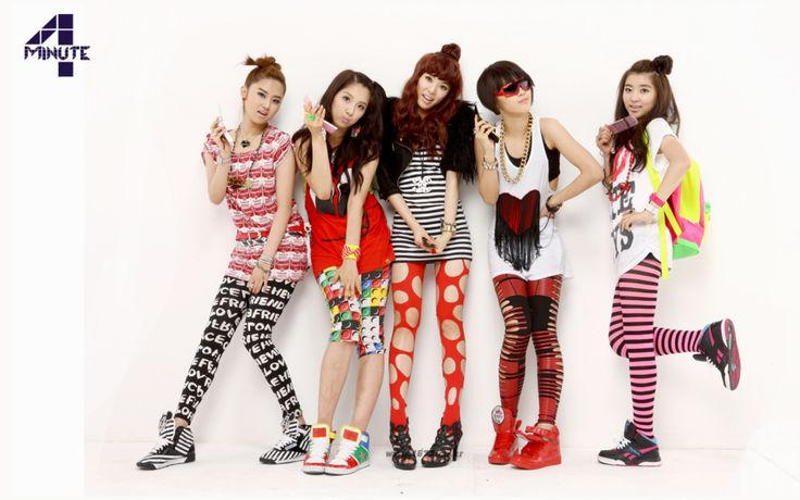 Kpop Style 4minute 2ne1 Kara Clothing Stores Kpop And The O 39 Jays