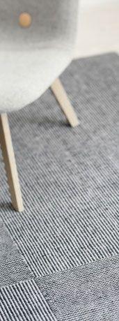 Kelim tæppe fra danske Linie Design, model Kent (se også 'Desire' og 'Genova'.