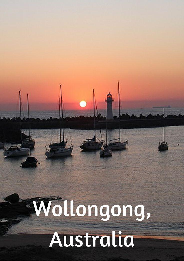 Wollongong, New South Wales Australia  #travel #Wollongong #Australia www.visitingnsw.com