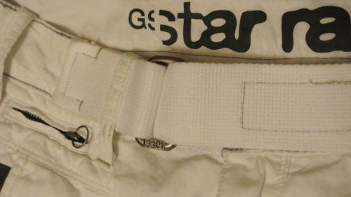 39$ G-Star-RAW-Women-039-s-Signal-Skinny-White-Cotton-Pants-W27-L32 #GStar #RAW #Women #Signal #Skinny #White #Cotton #Pants
