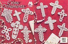 Cross Bookmark Crochet Pattern   Crocheting Tips