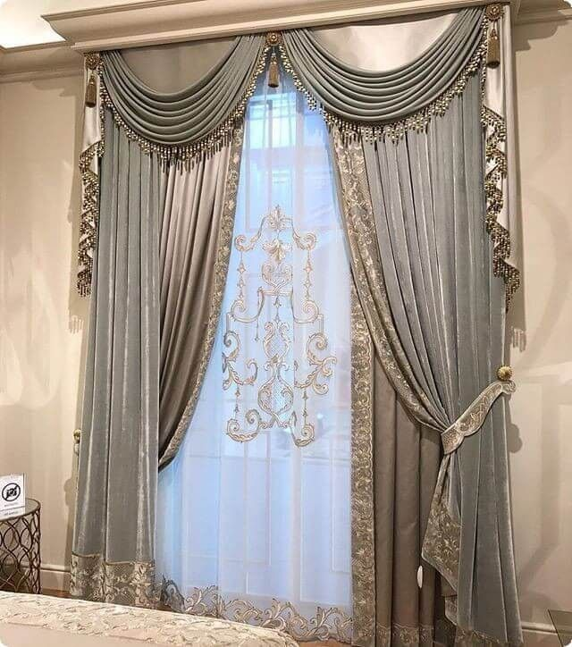 luxury curtains classic curtains