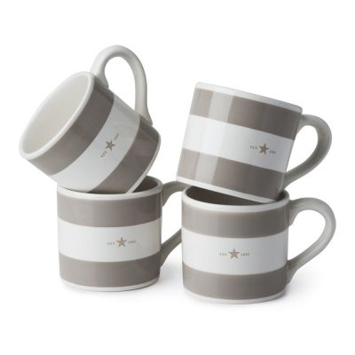 Lexington beige/star coffee cup.