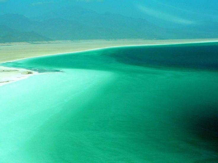 Salt Lac Assal in Djibouti - Frederic