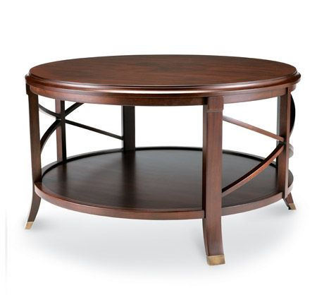 Pavillion Coffee Table - Fruitwood