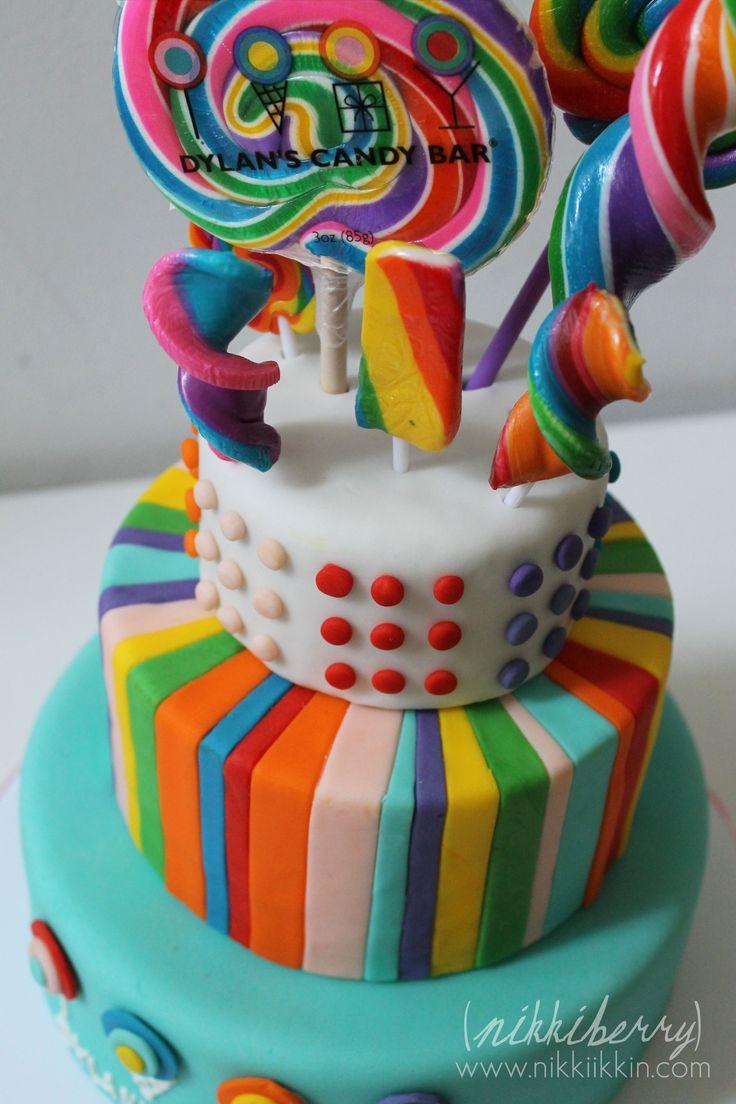 Sponge Cake Arc En Ciel