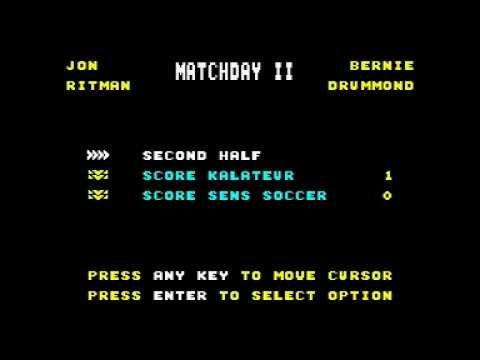 Matchday 2 Spectrum