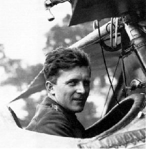 "William Avery ""Billy"" Bishop: WWI Flying Ace Canada's highest-scoring fighter pilot of World War One, with 72 confirmed victories."