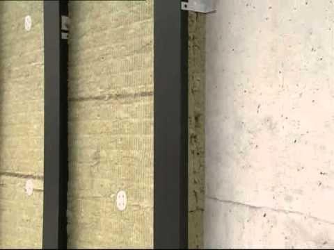 Demonstratie video geventileerde keramische gevel van BUTECH.