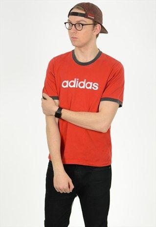 Vintage+Adidas+T-Shirt+/BVTS645