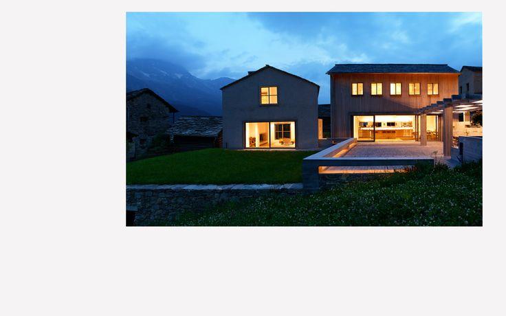 Casa Atelier fotografico by Ruinelli Associati Architetti