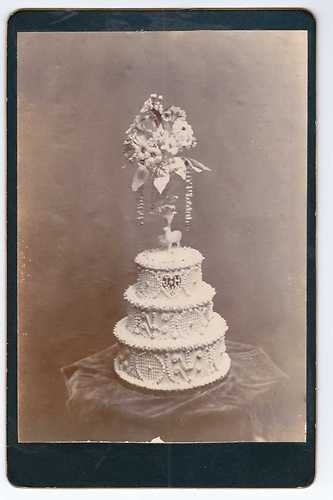 history of wedding cakes 17 best images about pre 1920 real weddings on 15253
