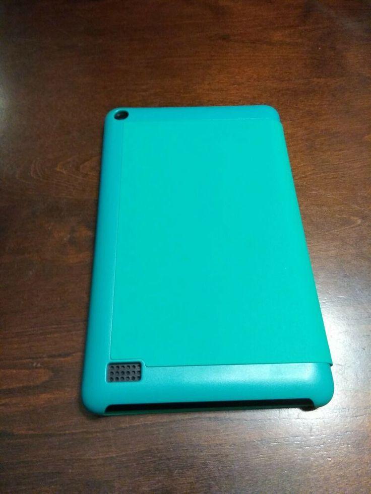 Amazon fire tablet 7 display wifi 8gb w case screen