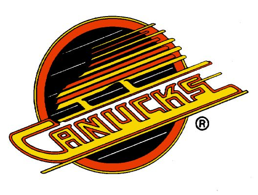 2014 Vancouver Canucks Logos | Old Canucks logo
