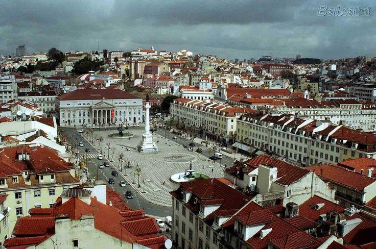 Rossio - Lisboa - Portugal