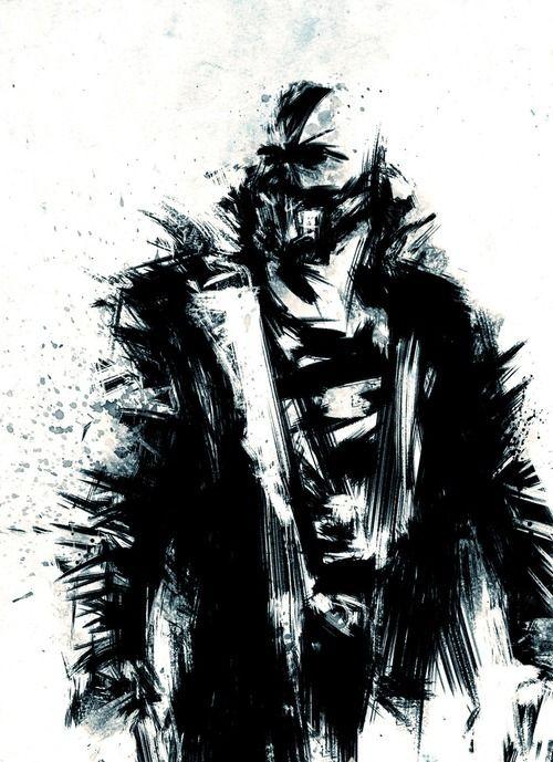 [Batman] Bane ~ The Dark Knight Rises art