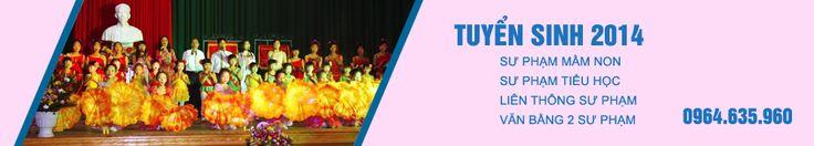 Bộ giáo dục và đào tạo Trường Cao Đẳng Sư Phạm Hà Nội tuyển sinh hệ văn bằng 2 mầm non năm 2014- 2015 http://daotaosupham.edu.vn/van-bang-2-mam-non.html