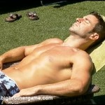 This is how JEFF of Big Brother 13 spent the summer of 2011...