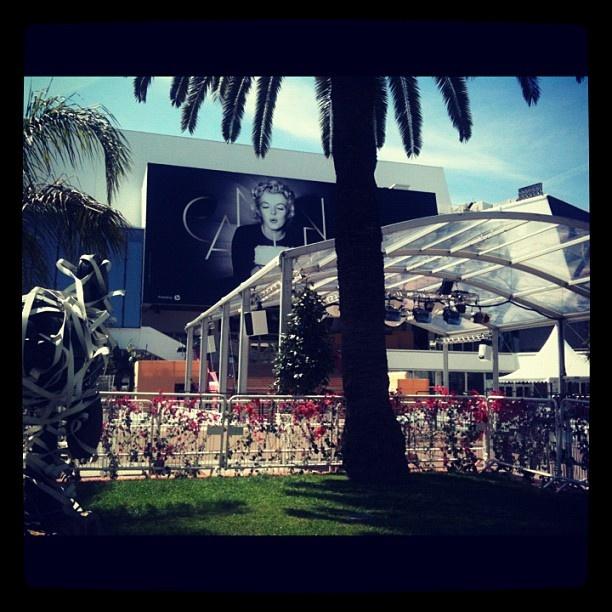 Festival de Cannes - Premier jour sous le soleil